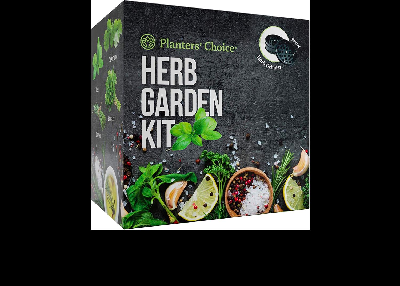 Herb Garden Kit Almas